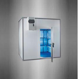 Bild 4 - Kühlzelle mit Aggregat Lieferung u - Duisburg Asterlagen
