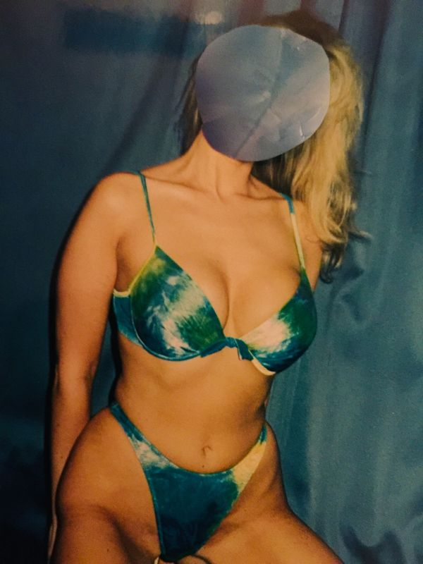 Hübsch Blond Sexy