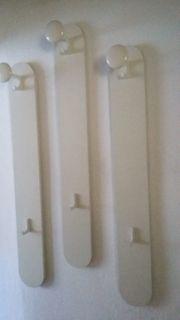 Schlichte Garderoben Paneele zur Wandbefestigung