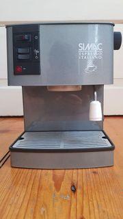 Simac CP500 Siebträger Espressomaschine Kaffemaschine