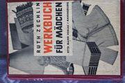 Ruth Zechlin ein Bastelbuch von