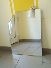 Spiegel für Bad WC