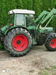 Fendt 275s Traktor