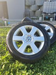 VW ALUFELGEN 205 55 16