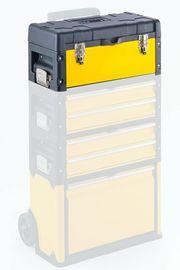Werkzeugkasten Trolley Top-Box gelb NEU