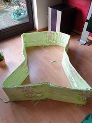 Nestchen für das Kinderbett