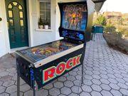 Flipperkasten Gottlieb Rock 1985