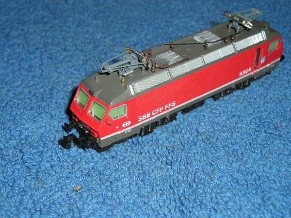 ROCO Spur N E-Lokomotive 10104