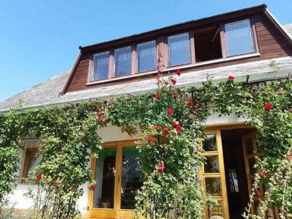 Ungarn Wohnhaus m Nebengebäude am