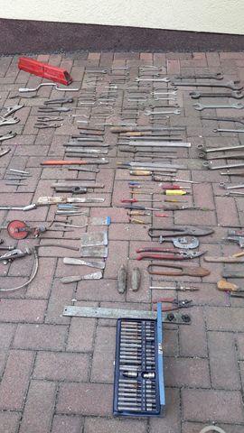 Gabelschlüssel Lackierpistole Rohrschraubstock Schweissbrenner Werkzeug: Kleinanzeigen aus Kerzenheim - Rubrik Werkzeuge