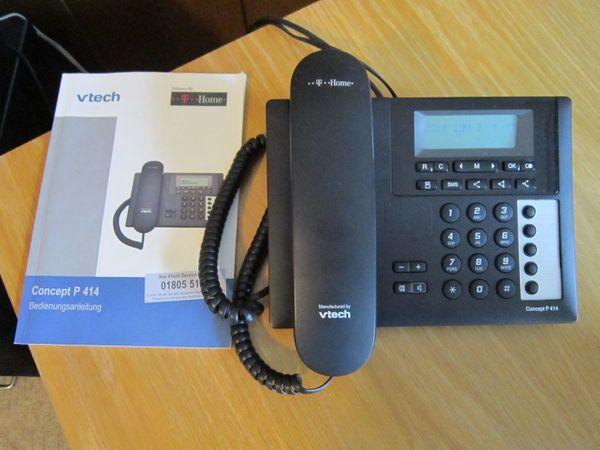 Telefon Telekom Concept P 414