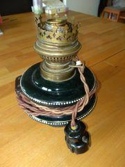 Keramik Tischlampe