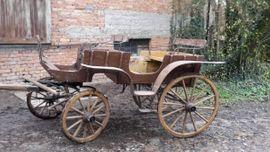 Bild 4 - Historische Kutsche - Ettlingen