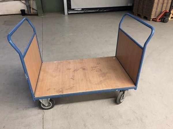 Seitenbügelwagen von fetra