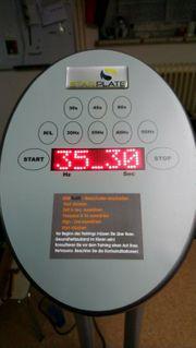 STARPLATE V2 Vibrationsplatte für Profi