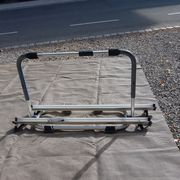 Fahrradträger Deichsel