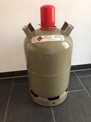 2x Gasflaschen Eigentumsflaschen Propangasflaschen 11kg