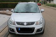 Suzuki SX4 Limited in sehr