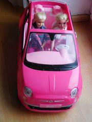 Barbie Fiat-Cabrio