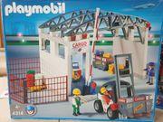 Playmobil Cargo 4314