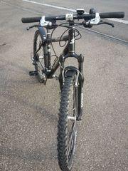 Mountainbike von Stevens Rahmen 17