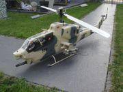 COBRA AH-1 Hirobo - Vario Scale