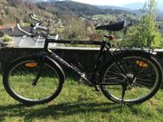 Mountainbike Katarga LX Cromoly 21