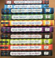 Gregs Tagebuch 10 Bände
