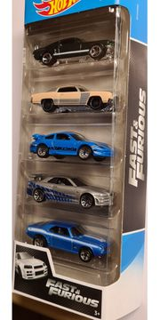Hot Wheels 5er Pack Fast