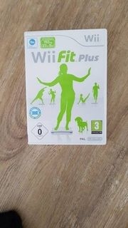 Wii Fit Plus inkl Balance
