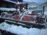 Schneeschild hydraulisch 3-Punkt