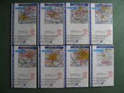 Luftfahrtkarten für Deutschland zu verkaufen
