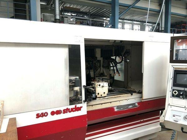 Universalschleifmaschine STUDER S40-4