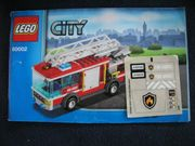 City Feuerwehrfahrzeug 6002 im Originalkarton