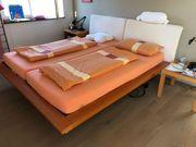 Italienisches Designer Bett