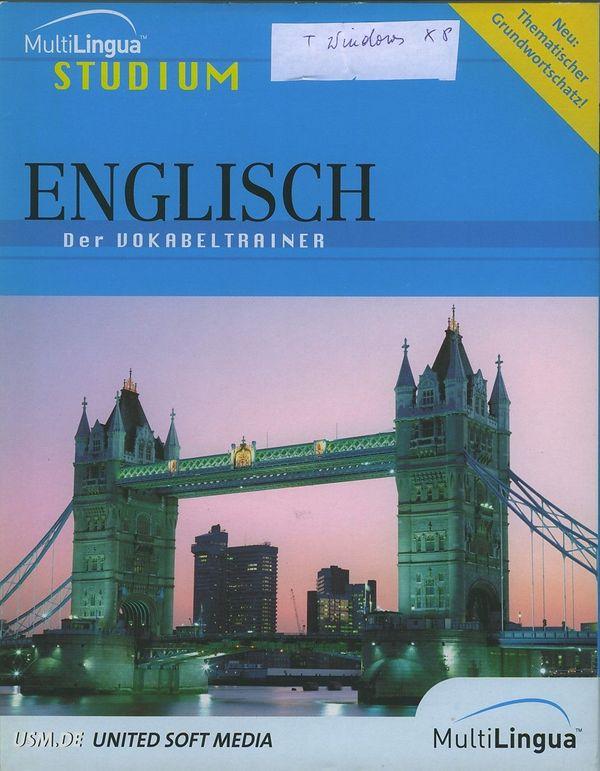 Englisch Vokabeltrainer