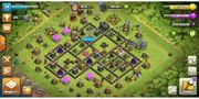 Clash of Clans Dorf 9