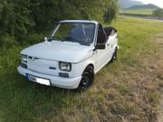 Fiat 126 Bis Cabrio 1991