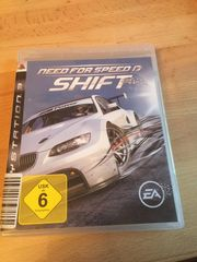 Need for Speed-Shift PlayStation 3