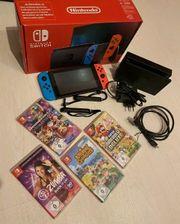 Nintendo und Ps4 pro
