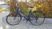 Fahrrad Rad 28 Zoll blau