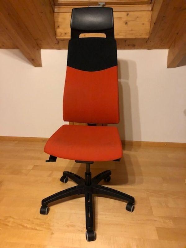 Testsieger Volmar Schreibtischstuhl Von IKEA