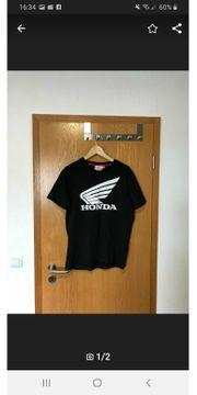 Honda Shirt schwarz Gr L