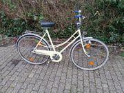 26 Zoll Damen Rad Fahrbereit