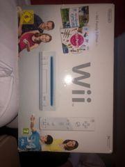 Nintendo Wii Neu