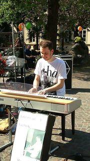 Klavierunterricht für Anfänger und Fortgeschrittene