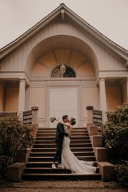 Brautkleid Hochzeitskleid White One Saura