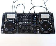 DJ-Set 2x Pioneer CDJ 2000