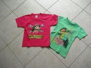 2 T-Shirts Gr 110
