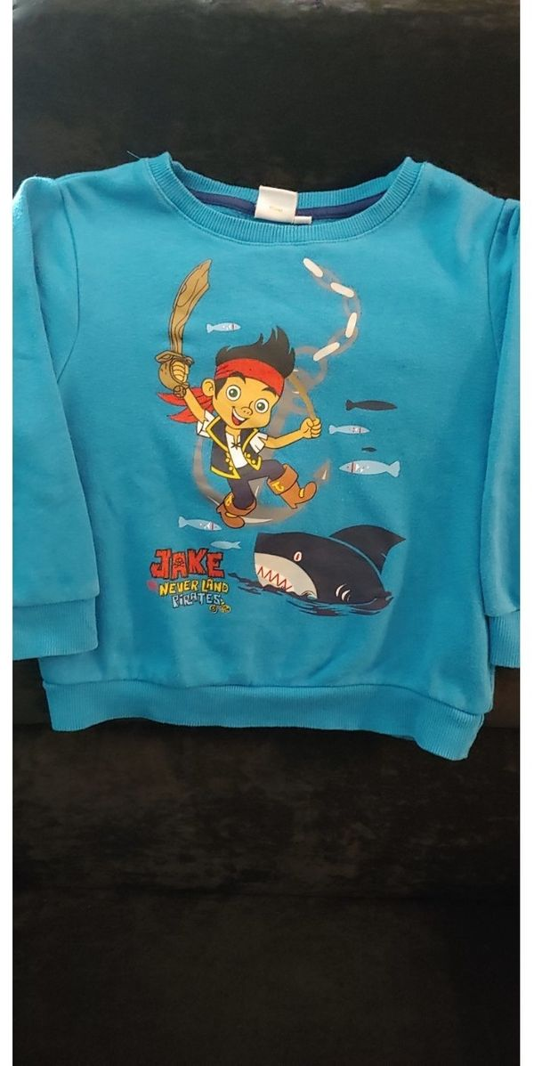 Sweater Disney Jake the Neverland